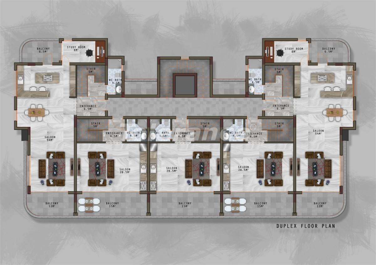Новый проект в Каргиджаке с отдельной инфраструктурой для женщин и мужчин - 20730 | Tolerance Homes