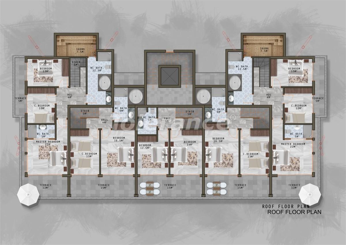 Новый проект в Каргиджаке с отдельной инфраструктурой для женщин и мужчин - 20731 | Tolerance Homes