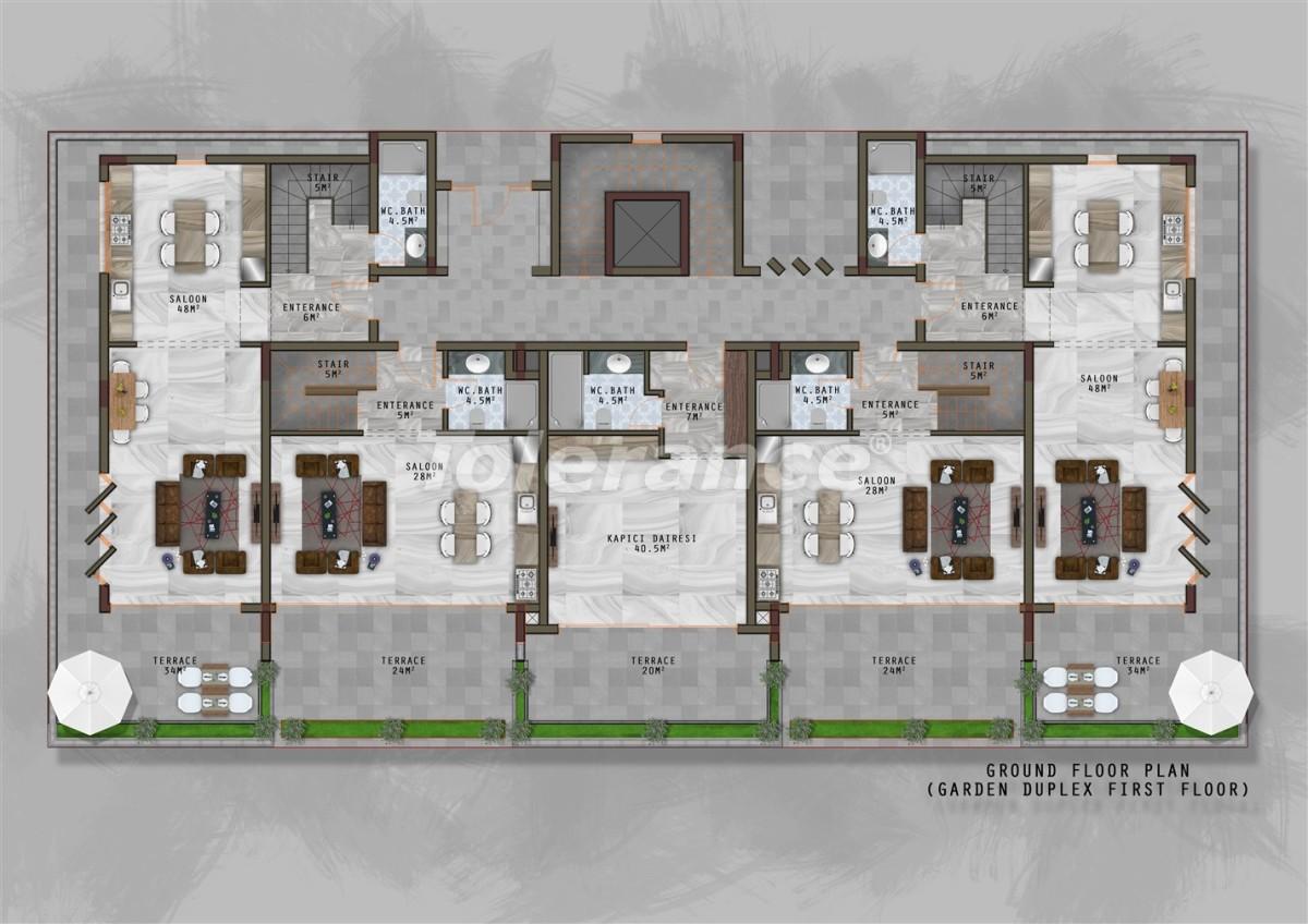 Новый проект в Каргиджаке с отдельной инфраструктурой для женщин и мужчин - 20727 | Tolerance Homes