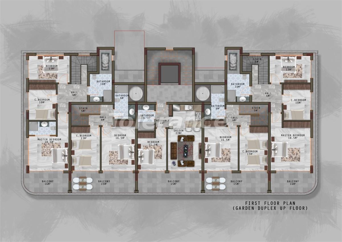 Новый проект в Каргиджаке с отдельной инфраструктурой для женщин и мужчин - 20728 | Tolerance Homes