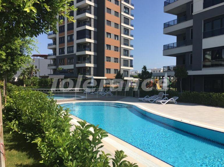 Просторные квартиры  в Муратпаша, Анталия класса люкс в комплексе с открытым бассейном - 21256   Tolerance Homes