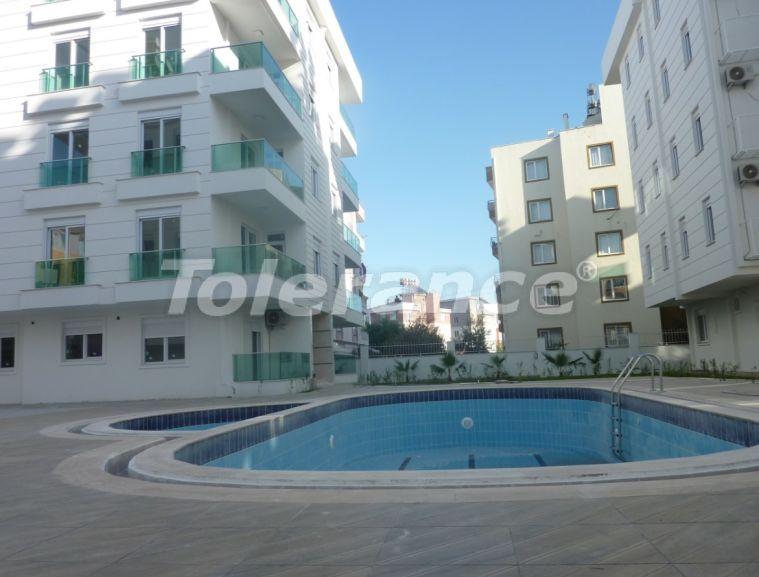 Просторные квартиры в Муратпаша, Анталия в комплексе с бассейном - 21266 | Tolerance Homes