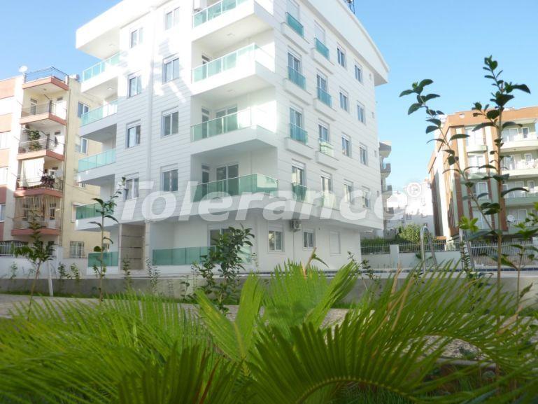 Просторные квартиры в Муратпаша, Анталия в комплексе с бассейном - 21263 | Tolerance Homes