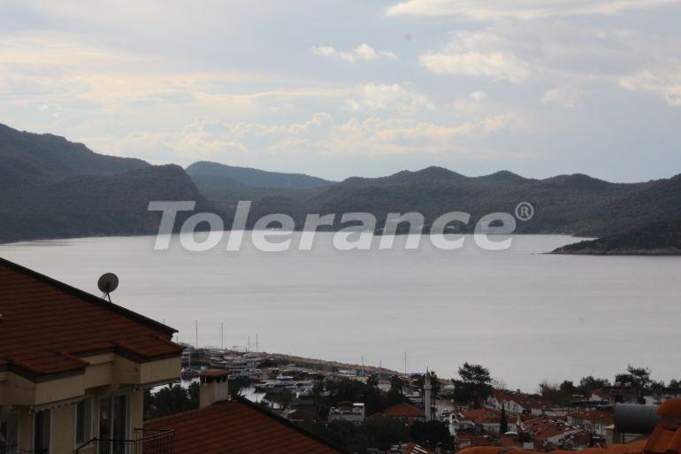 Вторичная квартира в центре Каша полностью меблированная с видом на море - 21642 | Tolerance Homes