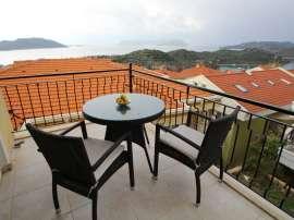 Вторичная квартира в центре Каша полностью меблированная с видом на море - 21633 | Tolerance Homes
