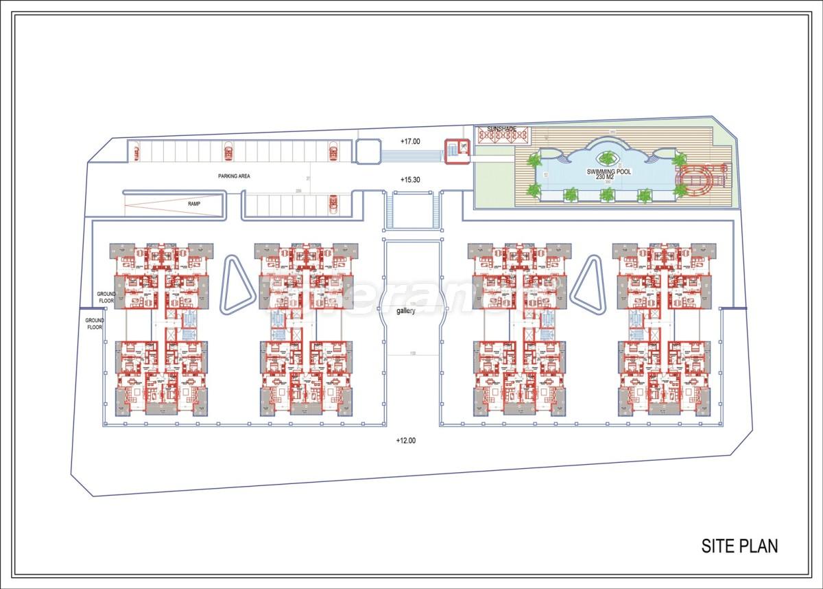 Эксклюзивный проект в центре Махмутлара, Алания от надежного застройщика с рассрочкой до 2-х лет - 21699 | Tolerance Homes