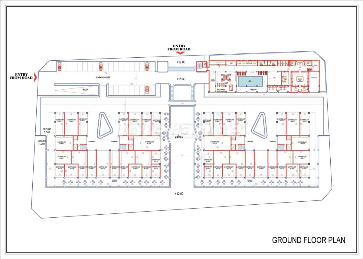 Эксклюзивный проект в центре Махмутлара, Алания от надежного застройщика с рассрочкой до 2-х лет - 21700 | Tolerance Homes