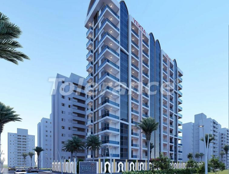 Недорогие апартаменты в Махмутларе, Аланья в современном комплексе - 21703 | Tolerance Homes