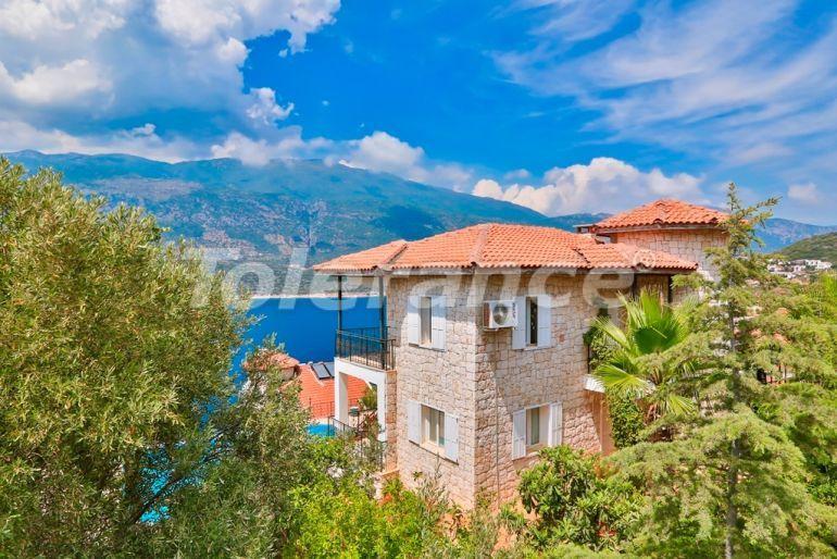 Вторичная отдельная вилла в Каше полностью меблированная с прямым видом на море и горы - 21746 | Tolerance Homes