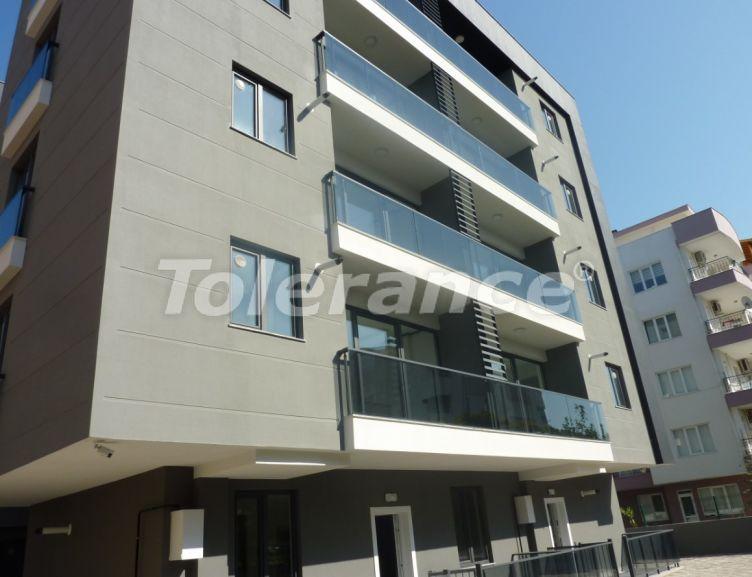 Современные квартиры в Ларе, Анталия с газовым отоплением рядом с торговым центром ТерраСити - 21876   Tolerance Homes