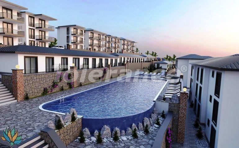 Апартаменты в Дидиме с панорамным видом на море - 22003   Tolerance Homes