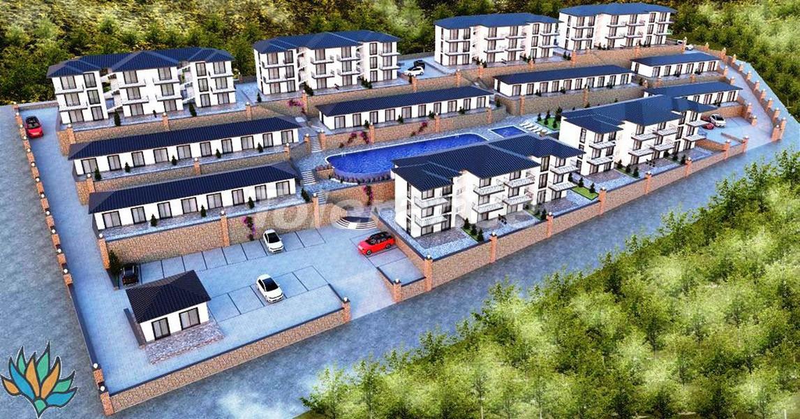 Апартаменты в Дидиме с панорамным видом на море - 21997 | Tolerance Homes