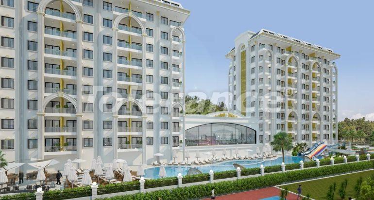 Современные апартаменты в Авсалларе - 22057 | Tolerance Homes