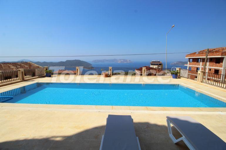 Вторичная квартира в Каше полностью меблированная в комплексе с бассейном и с видом на море - 22023   Tolerance Homes