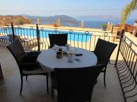 Вторичная квартира в Каше полностью меблированная в комплексе с бассейном и с видом на море - 22048 | Tolerance Homes