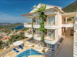 Апарт-отель в центре Каша с открытым бассейном и прямым видом на море - 22206 | Tolerance Homes