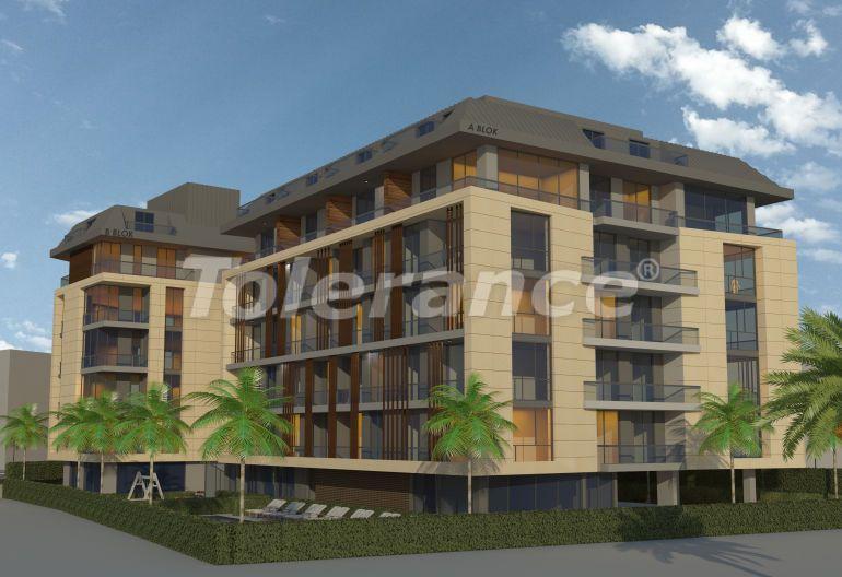 Современные апартаменты в центре Алании от застройщика с возможностью рассрочки до 6 месяцев - 22570 | Tolerance Homes