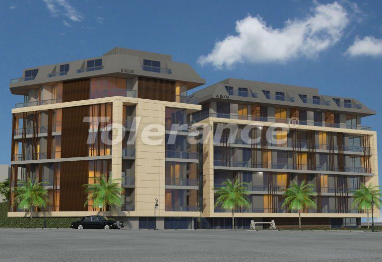 Современные апартаменты в центре Алании от застройщика с возможностью рассрочки до 6 месяцев - 22569 | Tolerance Homes