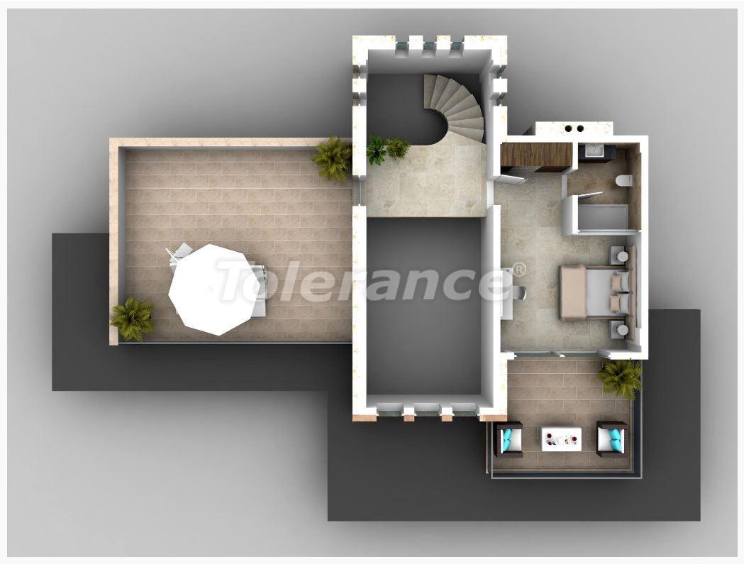 Вилла в Калкане с роскошным видом на море и с гарантией дохода от аренды - 22631 | Tolerance Homes