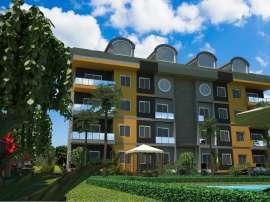 Просторные апартаменты в Оба, Алания в комплексе с бассейном от застройщика - 22612 | Tolerance Homes