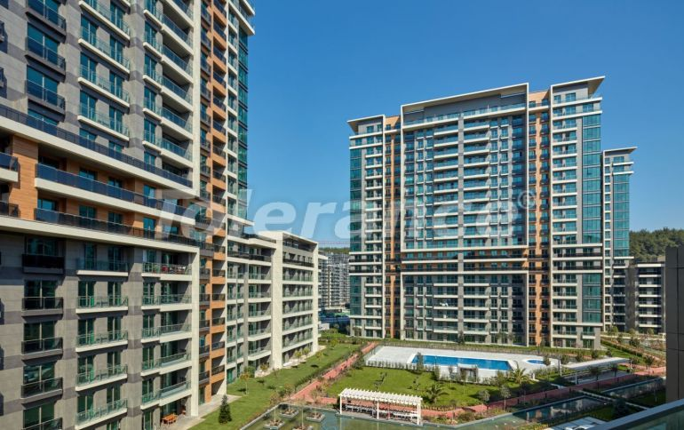 Просторные квартиры в Стамбуле в комплексе с богатой инфраструктурой рядом с Белградским лесом - 23040   Tolerance Homes