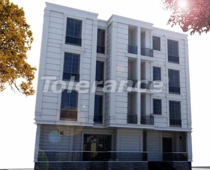 Трехкомнатные квартиры в центре Анталии - 23034   Tolerance Homes
