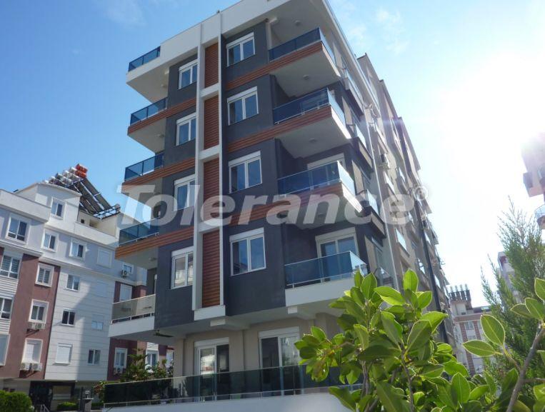 Новая недорогая квартира в Хурме, Коньяалты недалеко от моря - 23077   Tolerance Homes