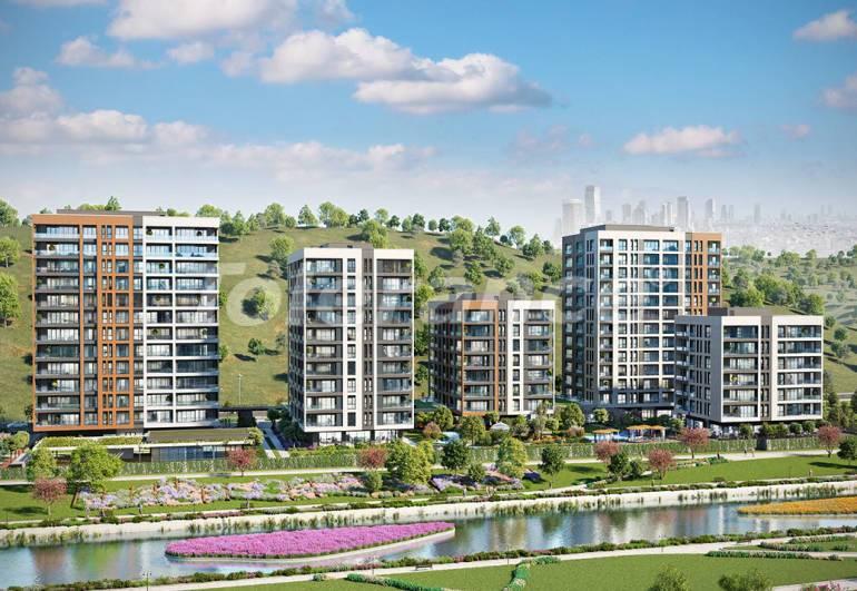 Современные апартаменты в Стамбуле с гарантией аренды на 3 года от лучшего застройщика - 23103 | Tolerance Homes