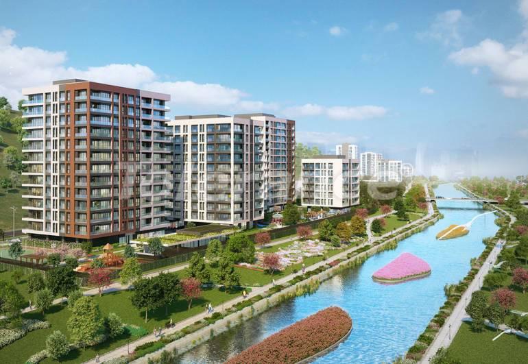 Современные апартаменты в Стамбуле с гарантией аренды на 5 лет от лучшего застройщика - 23106 | Tolerance Homes