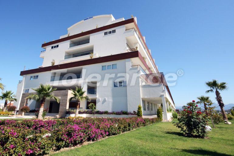 Вторичная квартира в Сиде в комплексе с крытым бассейном всего лишь в 700 метрах от моря - 23264 | Tolerance Homes