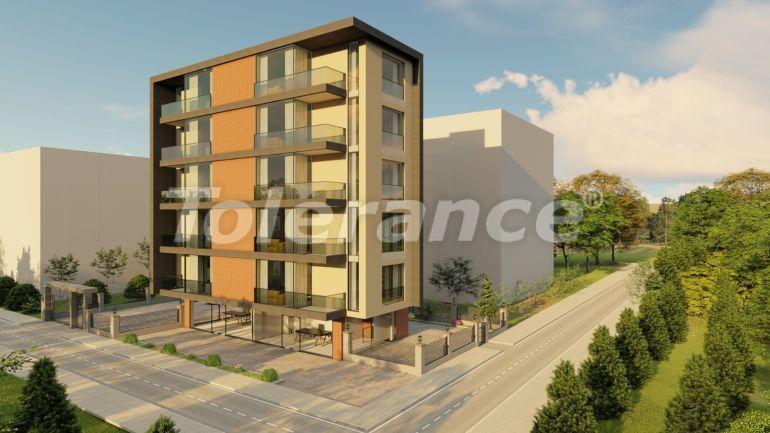 Ультрасовременные квартиры в Коньяалты с рассрочкой всего в 650 метрах от моря - 23273 | Tolerance Homes