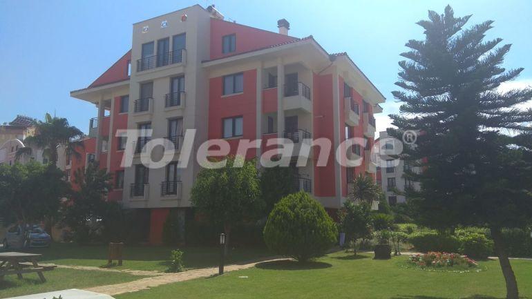 Просторная квартира в Коньяалты, Анталия в современном комплексе с бассейном - 23415 | Tolerance Homes