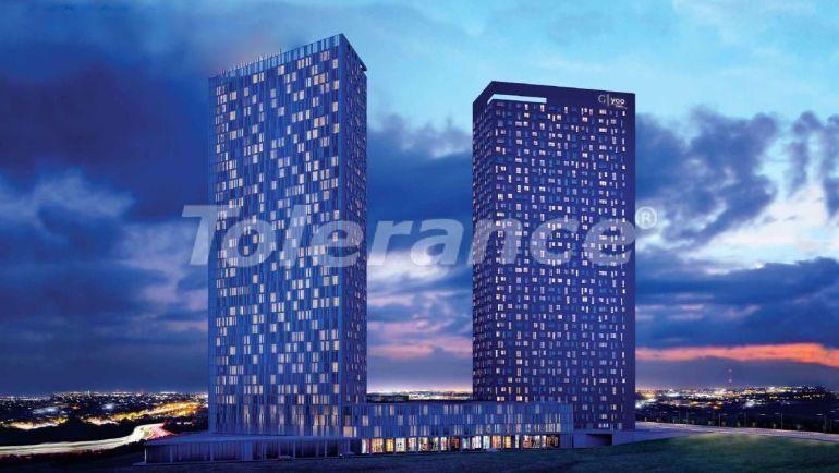 Апартаменты в Стамбуле в резиденс-отеле класса люкс с высокой гарантией аренды - 23371   Tolerance Homes