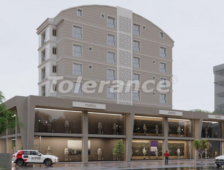 Элитные квартиры в Гёксу, Анталия от застройщика - 23504 | Tolerance Homes