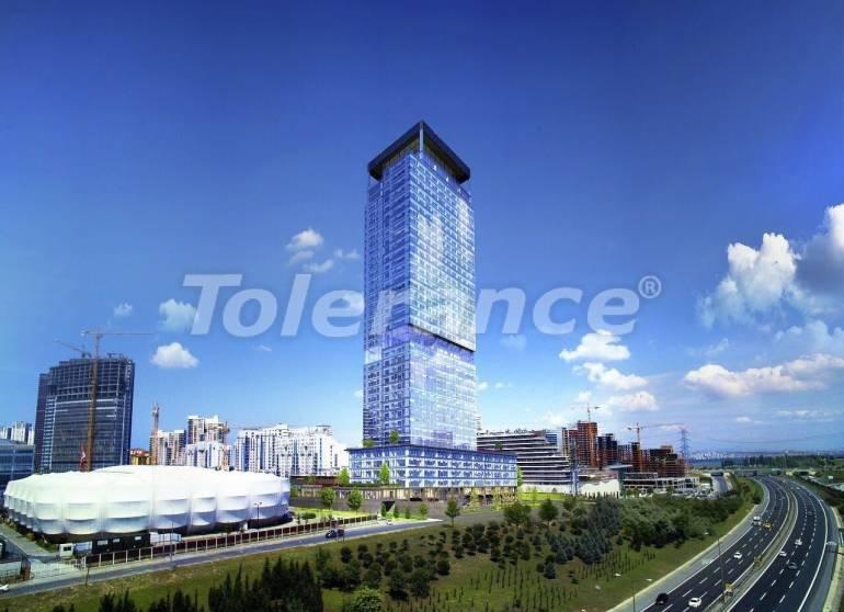 Апартаменты в Стамбуле в комплексе под управлением международной сети отелей с гарантией аренды на 15 лет - 23580 | Tolerance Homes