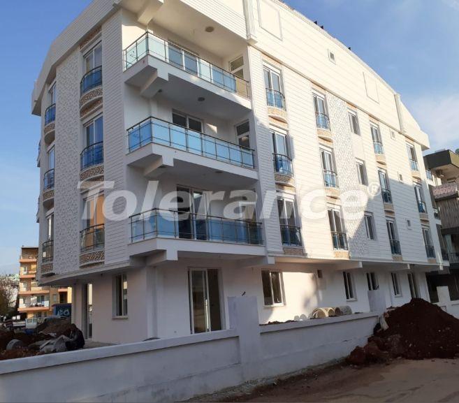 Просторные квартиры в Муратпаша, Анталия  от застройщика - 23551 | Tolerance Homes