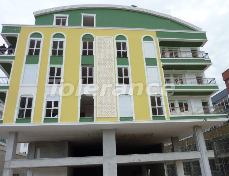 Дешевые четырехкомнатные квартиры в Кепезе, Анталия от застройщика - 23575 | Tolerance Homes
