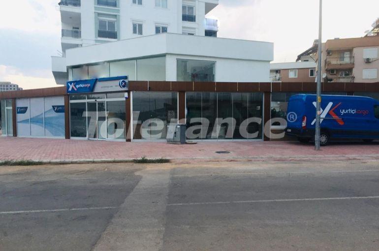 Коммерческое помещение в Кепезе, Анталия с гарантией аренды 5 лет - 23577 | Tolerance Homes