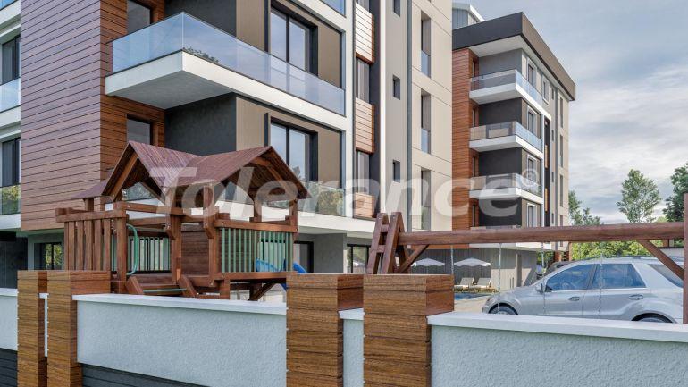 Элитные квартиры в Лимане, Коньяалты в современном комплексе от застройщика - 23692 | Tolerance Homes