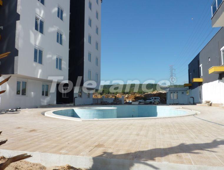 Дешевые четырехкомнатные квартиры в Кепезе, Анталия от застройщика в комплексе с бассейном - 23825 | Tolerance Homes