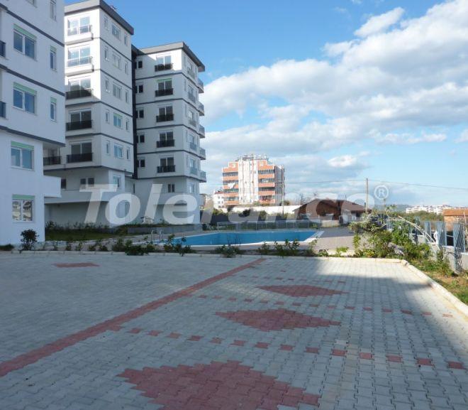 Просторные квартиры в Кепезе, Анталия высокого качества застройки - 23921 | Tolerance Homes