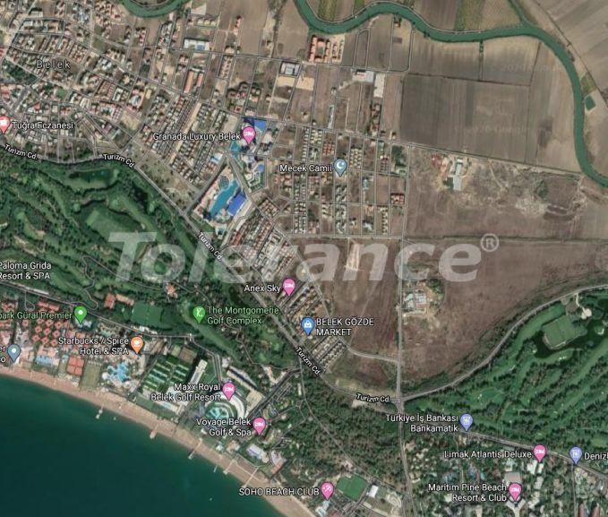 Участок земли под строительство вилл или отеля в Белеке - 23966 | Tolerance Homes