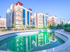 Вторичная трехкомнатная квартиры в Хурме, Коньяалты в комплексе с бассейном - 28956 | Tolerance Homes