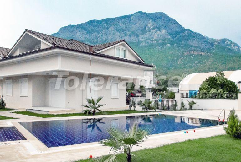 Вилла в Куздере, Кемер в комплексе с бассейном - 24048 | Tolerance Homes