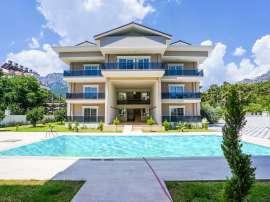 Современные квартиры в Арсланбуджаке, Кемер в комплексе с бассейном - 40351 | Tolerance Homes