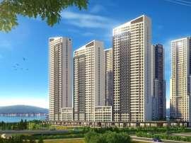 Недорогие просторные квартиры в Стамбуле с прямым видом на море и озеро - 24080 | Tolerance Homes