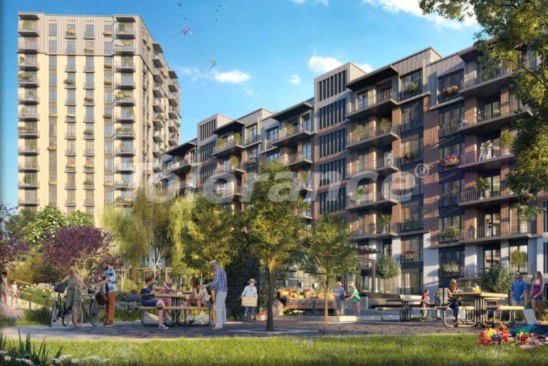 Квартиры класса люкс в Стамбуле в современном комплексе с рассрочкой до 24 месяцев - 24932   Tolerance Homes