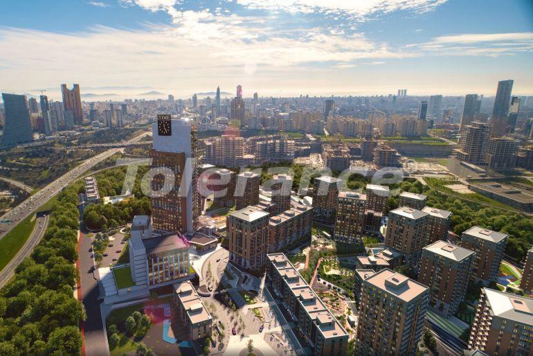 Квартиры класса люкс в Стамбуле в современном комплексе с рассрочкой до 24 месяцев - 24967   Tolerance Homes
