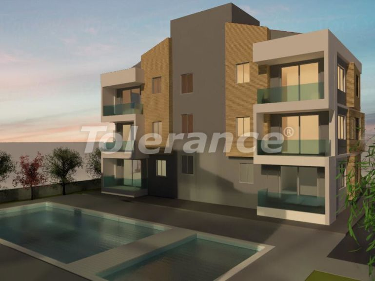 Новые трехкомнатные квартиры в Белеке в комплексе с бассейном - 24550   Tolerance Homes
