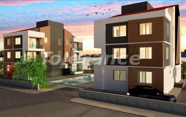 Новые трехкомнатные квартиры в Белеке в комплексе с бассейном - 24545   Tolerance Homes